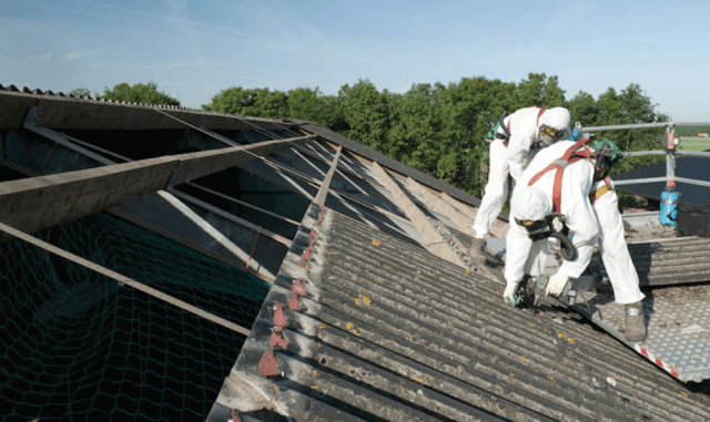 asbestsanering en subsidies