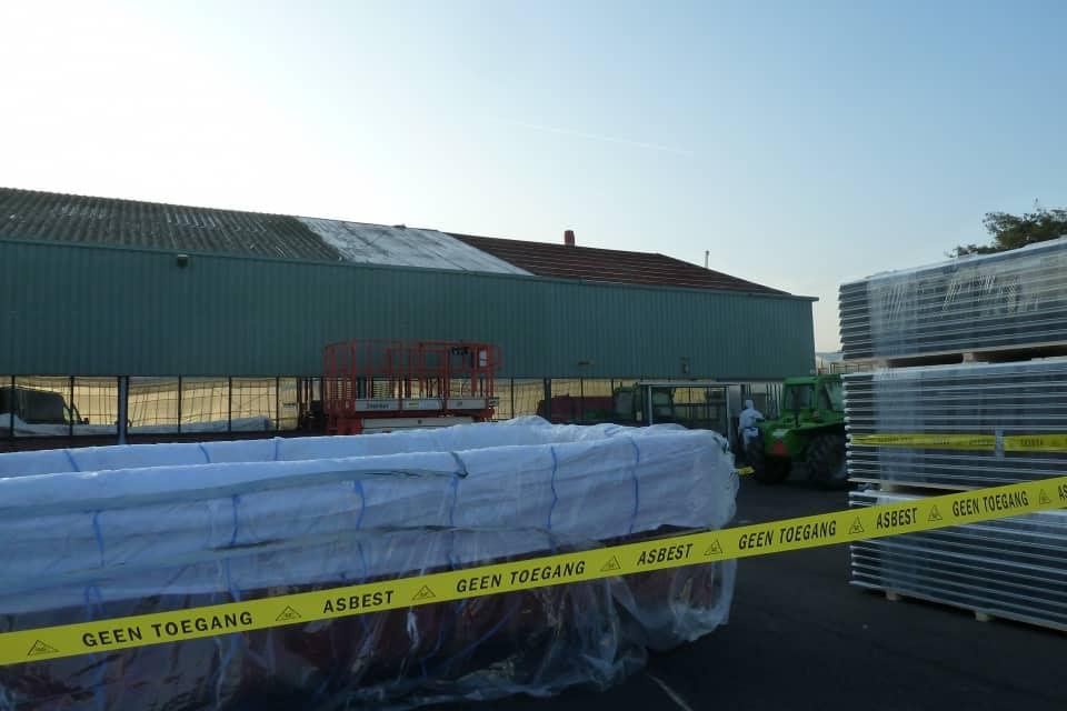 Asbest verwijderen – 's Gravenzande Westland