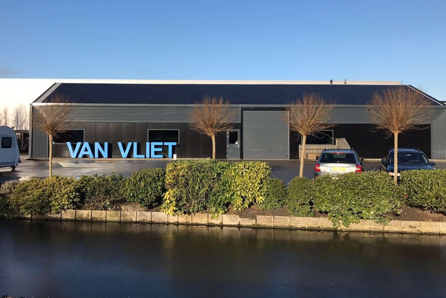 Renovatie Van Vliet Caravans