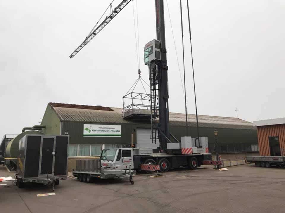 Asbest verwijderen Zuid-Holland? Barten Projecten uit Naaldwijk, gemeente Westland verwijderd u asbest dak al in 2 dagen!